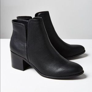 Urban Outfitters Lourdes Cutout Ankle Boots